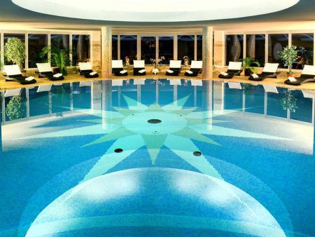 Grand Hotel Satry Smokovec Pool